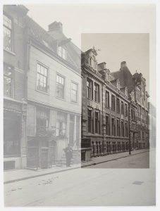 Nieuwe Spiegelstraat 1918