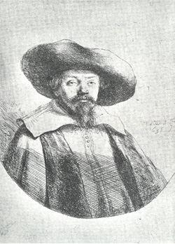 Rembrandt-ManassehBenIsrael