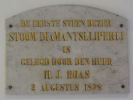 boaseerstesteen