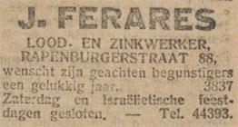 feraresadvertentie1929