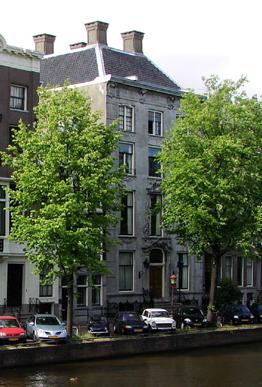 Huize Stranders (Nieuwe Herengracht 103)