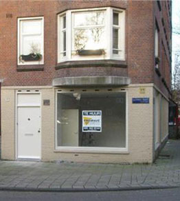 Lutmastraat 211a in 2011