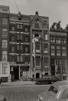 Rijwielfabriek Velleman. foto: beeldbank Amsterdam.