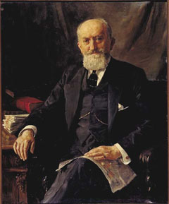 Sylvain Kahn (1857 - 1929)