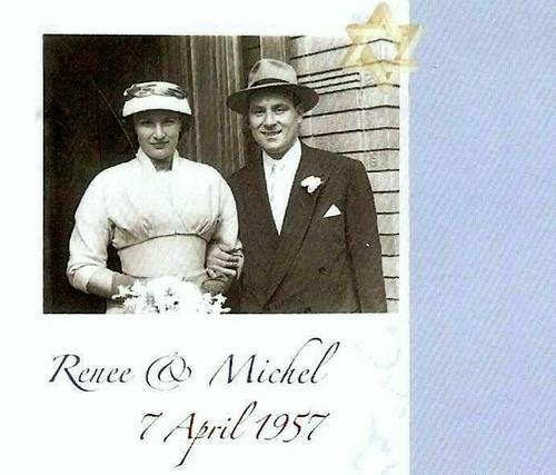 Renee en Michel 1957
