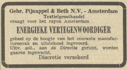 pijnappelbethvert