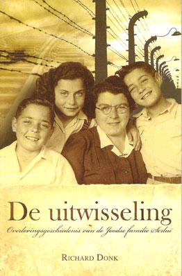 """Over hetzelfde transport schreef Richard Donk in 2010 het boek """"De Uitwisseling"""" waarbij het verhaal verteld wordt van de familie Serlui uit Amsterdam. Dit boek is nog te koop als 2e hands boek bij bol.com via deze link."""