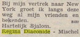 diaconideregina
