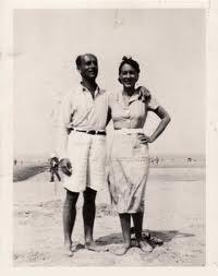 Erich en Fritzi Geiringer, 1939