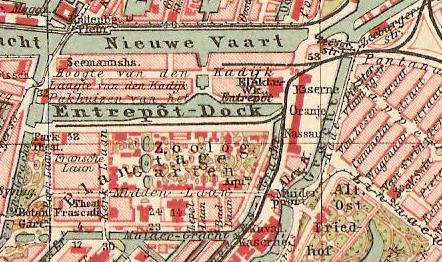 kaart1901artis