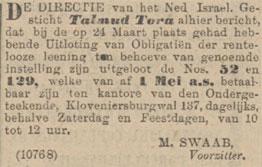 kloveniersburgwal137swaab