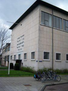 synagoge lekstraat
