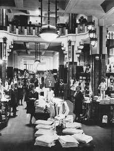 Gerzon Kalverstraat 1927