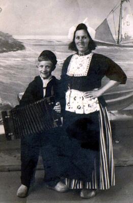 Tante Sientje en Sam