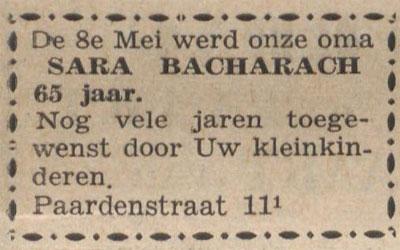 bacarachsara