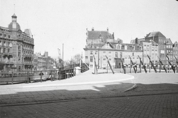 Plaatsen Rond Amsterdam.Judenviertel Joodsamsterdam